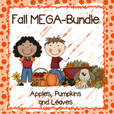 Fall MEGA-Bundle... Apples, Pumpkins & Leaves