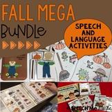 Fall MEGA Bundle for Speech and Language