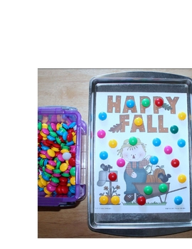 Fall Magnet Sheets