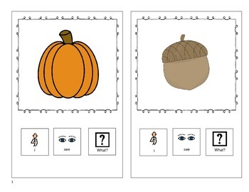 Fall Making Basic Sentences