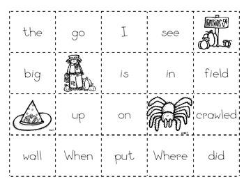 Fall Making Sentences