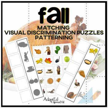 Fall Matching Memory and Patterning