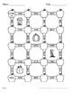 Fall Math: 2-Digit By 2-Digit Multiplication Maze