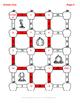 Fall Math: 2-Digit Subtraction Maze