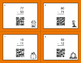 Fall Math: 2-Digit Subtraction QR Code Task Cards