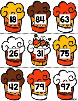 Fall Math: Even and Odd Numbers