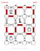 Fall Math: 3-Digit Addition Maze