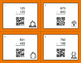 Fall Math: 3-Digit Subtraction QR Code Task Cards