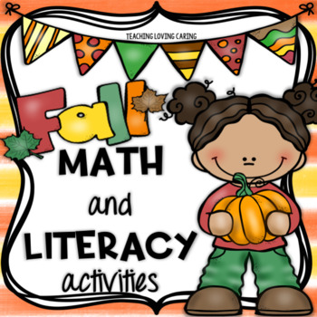 Fall Activities - Math