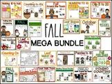 Fall Math Activities MEGA Bundle