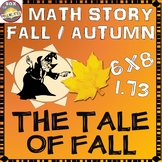 Fall Math Activity / Autumn Math Story: The wizard and the