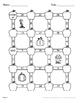 Fall Math: Adding Integers Maze