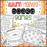 Fall Math Board Games