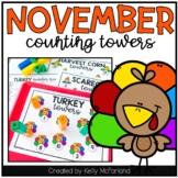 November Counting Towers