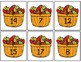 Fall Math Centers for First Grade
