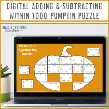 Fall Math   September Math Games   Adding and Subtracting within 1000