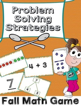 Fall Math Centers Equations