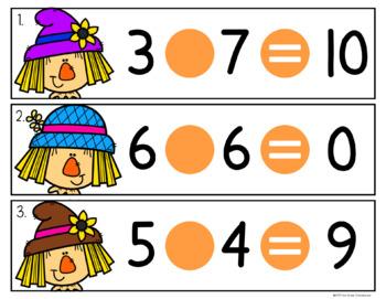 Fall Math Centers