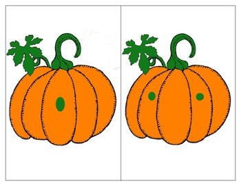 Two Fall Math Centres: Pumpkins and Cats 1-10  and Fall Count and clip 1-20