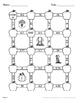 Fall Math: Dividing Decimals Maze