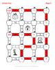Fall Math: Dividing Fractions Maze