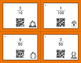 Fall Math: Fractions to Percents QR Code Task Cards