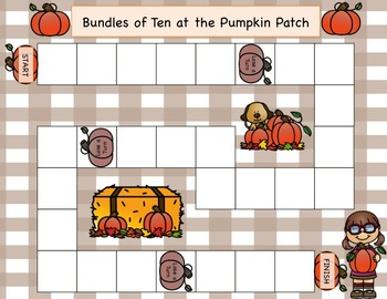 Fall Math Fun in Number & Operations in Base Ten