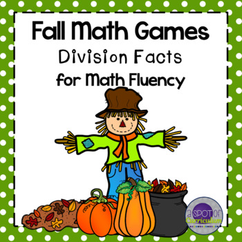 Fall Math Games: Division Fact Practice