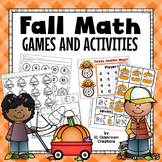 Fall Math Games and Activities