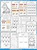 Fall Kindergarten Math Worksheets