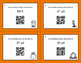 Fall Math: Length Conversions U.S. Customary Unit QR Code Task Cards