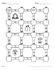Fall Math: One Step Equations Maze (Addition & Subtraction)
