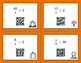 Fall Math: One Step Equations (Mixed Operations) QR Code Task Cards