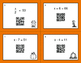 Fall Math: One Step Equations (Mixed Operations) QR Code T