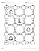 Fall Math: Order of Operations Maze