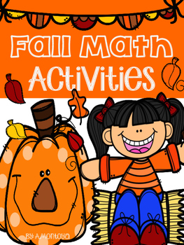 Fall Math Pack