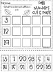 Fall Math Pack Numbers 1-25