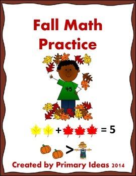 Fall Math Practice