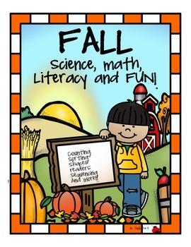 Fall!  Math, Science, Literacy, and Fun!