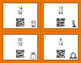 Fall Math: Simplifying Fractions QR Code Task Cards