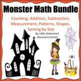 Fall Math Small Group and Center Activities for Pre-K and