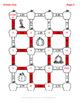 Fall Math: Subtracting Decimals Maze