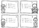 Fall Math Task Cards (3rd grade)