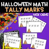 Fall Math Task Cards - Tally Marks
