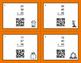 Fall Math: Three 2-Digit Addition QR Code Task Cards
