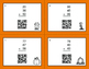 Fall Math: Three 2-Digit Addition QR Code Task Cards