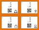 Fall Math: Three 2-Digit Subtraction QR Code Task Cards