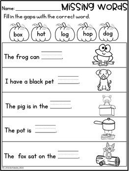 original-1430862-4 Kindergarten Sight Word Coloring Worksheets on spring color, make color,