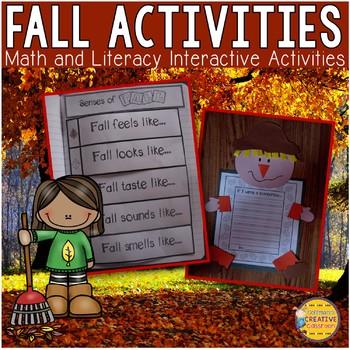 Fall Math and Literacy