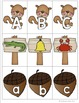 Fall Math and Literacy Bundle - Alphabet Letters, Number S